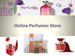 Top Branded Perfumes in Saudi Arabia