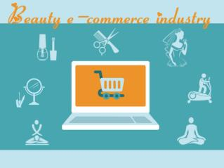 Beauty e-commerce industry