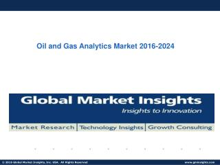 Oil and Gas Analytics Market size is forecast to reach over 25 billion by 2024.