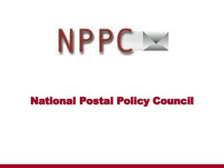 National Postal Policy Council