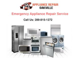 Oakville Appliance Repair Service In Affordable Price