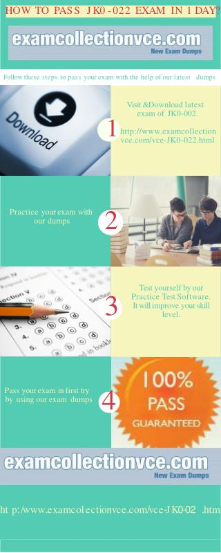 Examcollection JK0-022 Study Guide