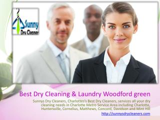 Household Items Dry Cleaning in Charlotte, NC