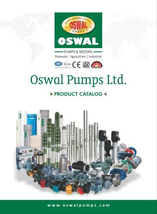 Oswal Submersible Pumps