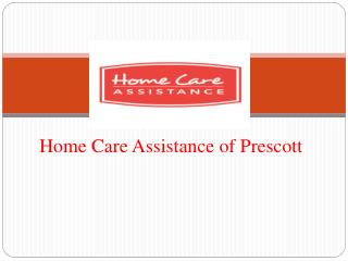 Aging in Place with Prescott Home Care