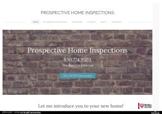Home Inspections Naperville