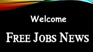 Notifications Alert about Engineering jobs in  all over India