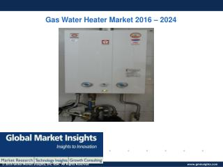 PPT-Gas Water Heater Market: Global Market Insights, Inc.