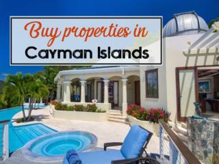 Buy Properties in Cayman Islands