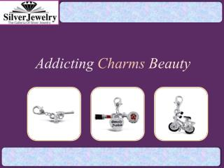 Addicting Charms Beauty - Silver Jewelry