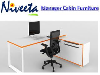 Manager Cabin Furniture