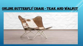 Online Butterfly Chair