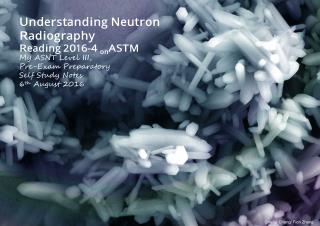 Understanding Neutron Radiography Reading 2016-V-ASTM-NRT Reading-1A.