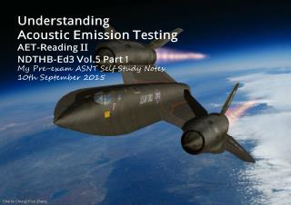 Understanding Acoustic Emission Testing- Reading 2015-2 NDTHB Vol5 Part 123A