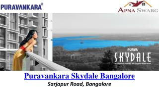Puravankara Skydale New Launch Project in Bangalore