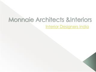 Interior Designers in India