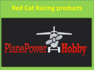 Red Cat Racing products