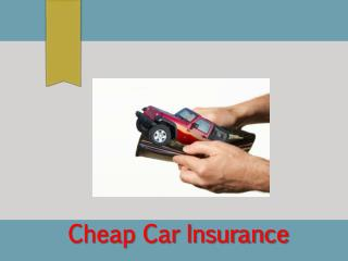 Cheap Car Insurance for First Time Drivers