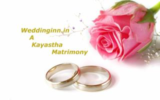 Find Your Dream Partner With Kayastha Matrimonial