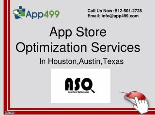 App Store Optimization Services