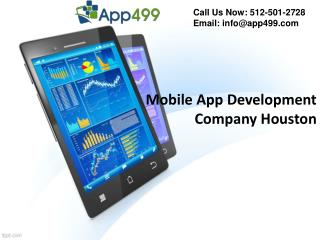 Mobile App Development Company Houston