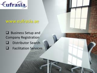 Business Setup companies in UAE
