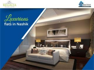 Luxurious flats in Nashik