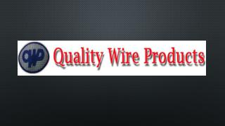 QWP India: Manufacturer & Supplier of stainless steel wire mesh, conveyor belt & more