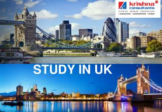 Study abroad in UK with our guidance