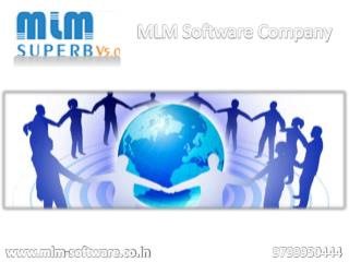 Cyrus - Best MLM Software Solution Provider Company in India
