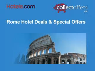 Hotels.com Voucher Codes UK collectoffers.com