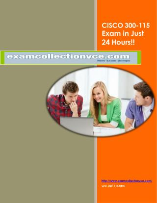 Examcollection 300-115 Dumps