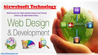 Website Designing and Development Services USA