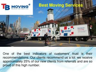 Local Move is Easy With Us