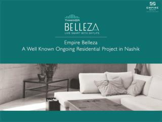 Empire Belleza: A Well Known Residential Project in Nashik