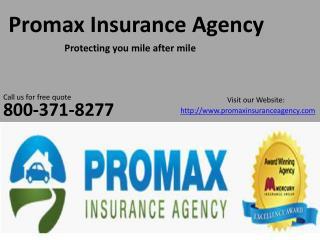 Auto Insurance in California