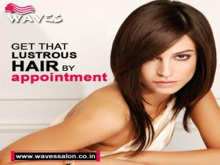 Professional hd makeup in Noida available at WAVES