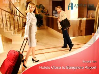 Hotels Near BIAL