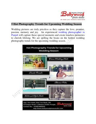 Punjab Wedding Photographer