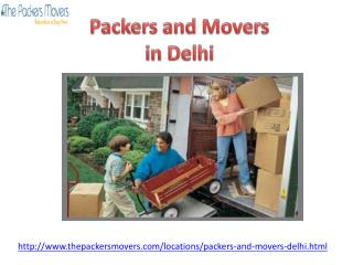 Advantages of Hiring Professional Packers and Movers Services