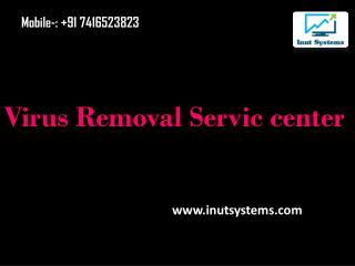 Best Virus Removal Service center in Hyderabad