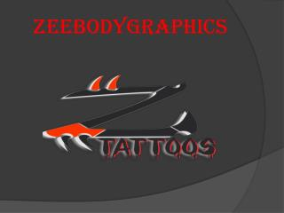 Tattoo Studio in mohali