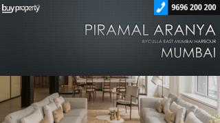 Piramal Aranya in Byculla East Mumbai Harbour, Mumbai - BuyProperty