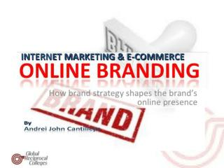 Online Branding | Online Marketing | Online Branding Company India
