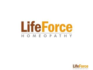 Life Force Homeopathy Center by Dr. Rajesh Shah