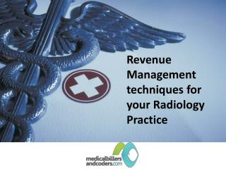 Revenue Management techniques for your Radiology Practice