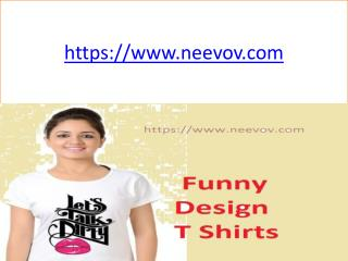 Women Funny Graphic Design Black Colour Tee Shirts