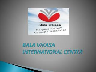Community Development Programs in Hyderabad, Community Development centers in Hyderabad – Vikasa Center