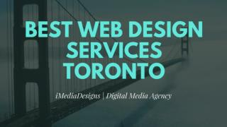 Best Web Design Services Toronto