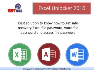 Excel Workbook Password Breaker